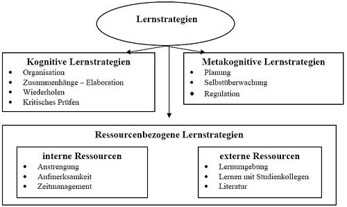Lernstrategien - Lerntypen - Lernstile